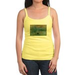 Claude Monet Torture Art Jr. Spaghetti Tank