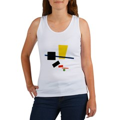 Women's Suprematist Top
