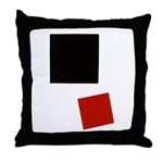 Malevich Throw Pillow