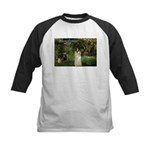 Berthe Morisot Art Quote Kids Baseball Jersey