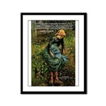 Pissarro Art of Impressions Framed Panel Print