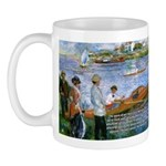 Renoir Painting: Art & Beauty Mug