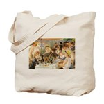 Renoir Quote and Landscape Tote Bag