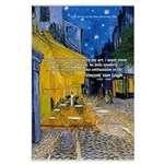 Vincent Van Gogh Color Art Large Poster