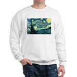Starry Night Vincent Van Gogh Sweatshirt