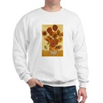Van Gogh Painting & Quote Sweatshirt