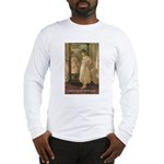 Aesop Quote Psyche Painting Long Sleeve T-Shirt