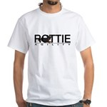 Rottie Agility White T-Shirt