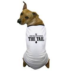 Chasing the Tail Dog T-Shirt