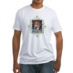 MTA - Our Lady of Schoenstatt Fitted T-Shirt