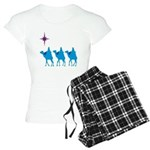 3 Wisemen Women's Light Pajamas