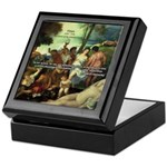 Intoxication Nietzsche Art Keepsake Box