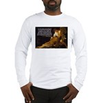 Religious Art & Beauty Long Sleeve T-Shirt