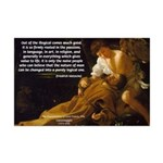 Religious Art & Beauty Mini Poster Print