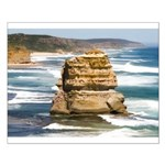 twelve apostles digital art small poster