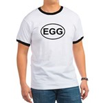 Egg European Oval Ringer T