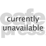 Rum Booze Alcohol Drink Oval Teddy Bear