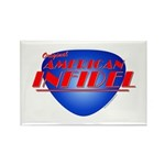 Original American Infidel Rectangle Magnet (100 pa