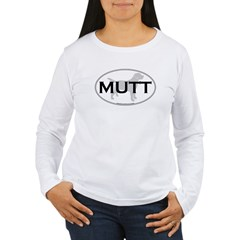 MUTT Women's Long Sleeve T-Shirt