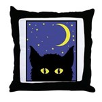 Cat Throw Pillows