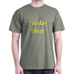 My Only Sunday Green T-Shirt