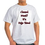 Cloned Meat Deja Stew Ash Grey T-Shirt