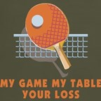 Table Tennis Clothing Themes