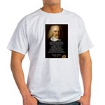 Thomas Hobbes: War Ash Grey T-Shirt