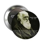 "Charles Darwin: Science 2.25"" Button (100 pack)"