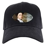 Philosopher: George Berkeley Black Cap