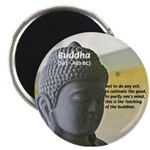 "Eastern Philosophy: Buddha 2.25"" Magnet (100 pack)"
