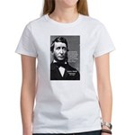 Philosophy / Nature: Thoreau Women's T-Shirt
