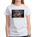 Truth and Wisdom: Socrates Women's T-Shirt