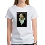 Romantic Writer: Percy Shelley Women's T-Shirt