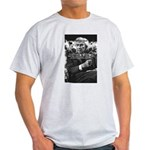 Bertrand Russell Philosophy Ash Grey T-Shirt