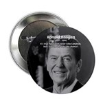 "Humour of Ronald Reagan 2.25"" Button (100 pack)"