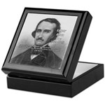 Gothic Edgar Allan Poe Keepsake Box