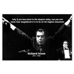 Motivation Richard Nixon Large Poster