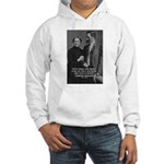Nietzsche Love Madness Reason Hooded Sweatshirt