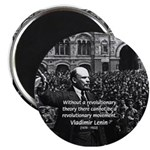 "USSR Foundation Lenin 2.25"" Magnet (10 pack)"