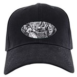 God Unity of All: Leibniz Black Cap