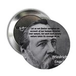 Nature versus Humanity: Engels Button