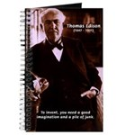 Imagination Thomas Edison Journal