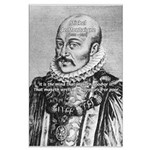 Power of Mind: Montaigne Large Poster
