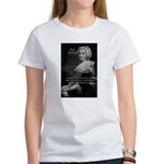 Courage Marie Antoinette Women's T-Shirt