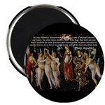 "Sexual Philosophy Plato 2.25"" Magnet (10 pack)"