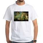 Mozart: Music and Love White T-Shirt