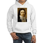 Samuel Taylor Coleridge Poet Hooded Sweatshirt