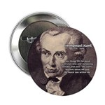 """Kant Moral Law: 2.25"""" Button (100 pack)"""