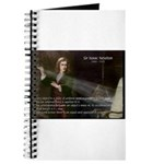 Isaac Newton Laws Motion Journal